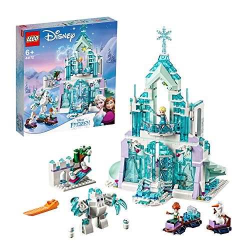 LEGO - DISNEY PRINCESS FROZEN - Packaging and layout