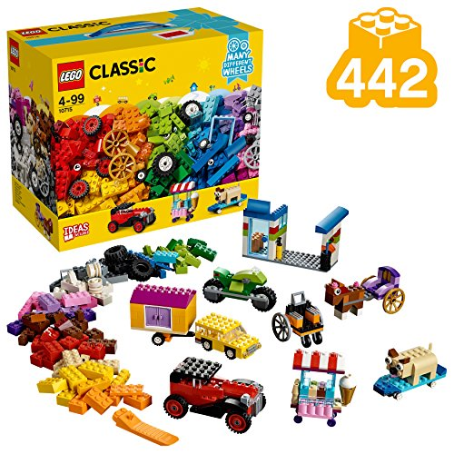 LEGO - CLASSIC BRICKS CONSTRUCTION SET - PACKAGE