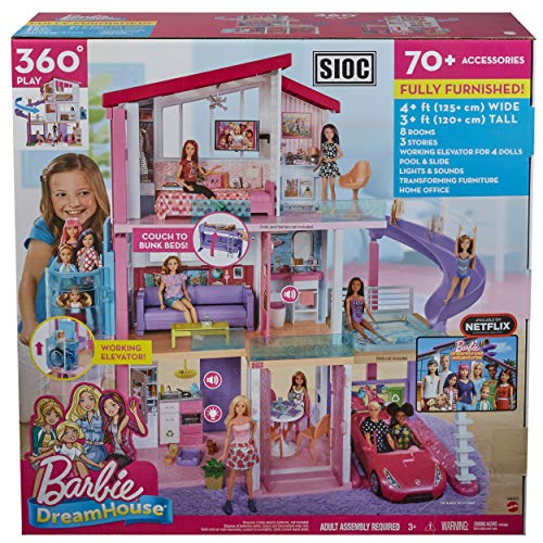 Barbie - Dreamhouse Playset 2020 - Packaging