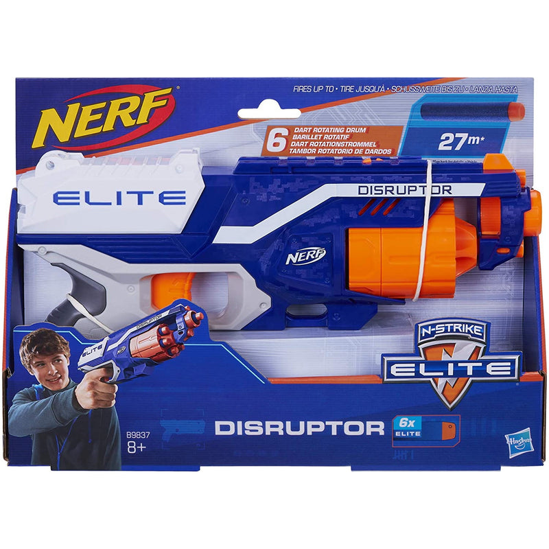 Nerf N-Strike Elite Disruptor packaging