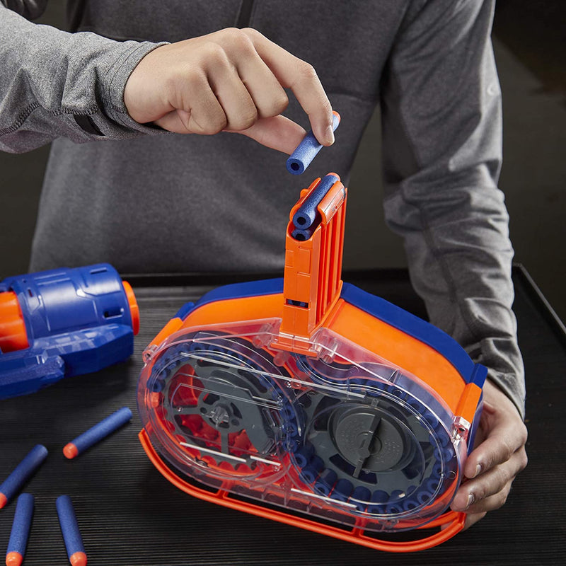 Nerf Elite Titan CS-50 reloading barrel