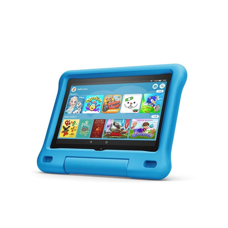 Fire HD 8 Kids Edition tablet front display screen