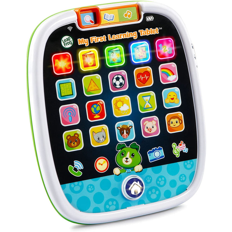 LeapFrog My First Learning Tablet light up apps