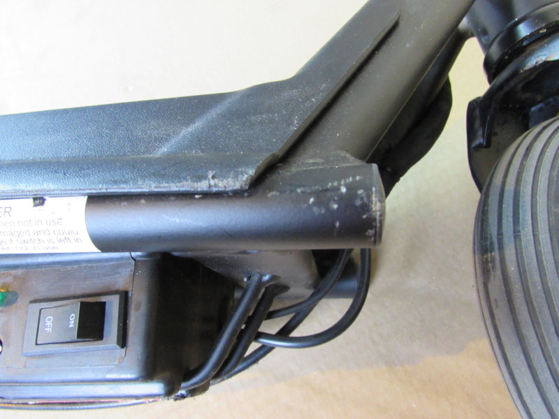 Refurbished Ripsar R100 24v Black Electric Scooter - Grade A
