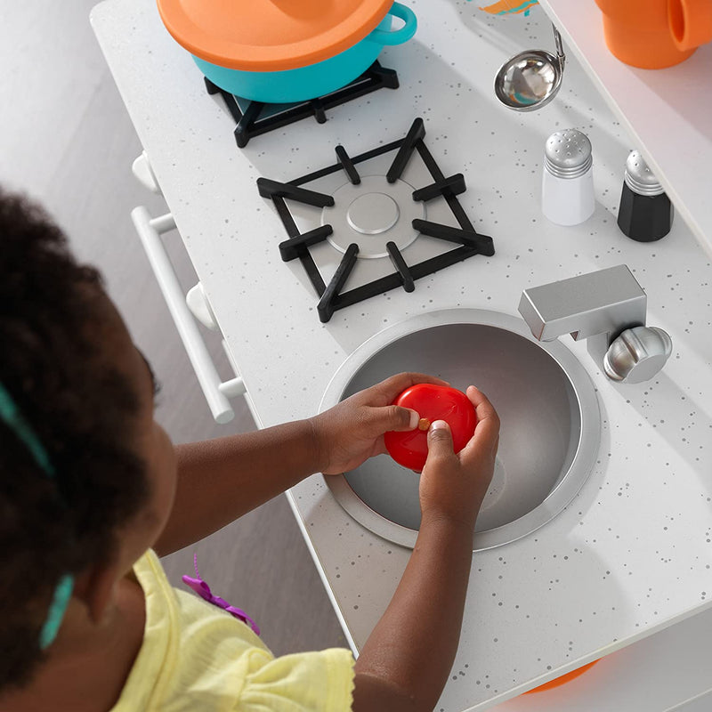 KidKraft All Time Play Kitchen Child and sink
