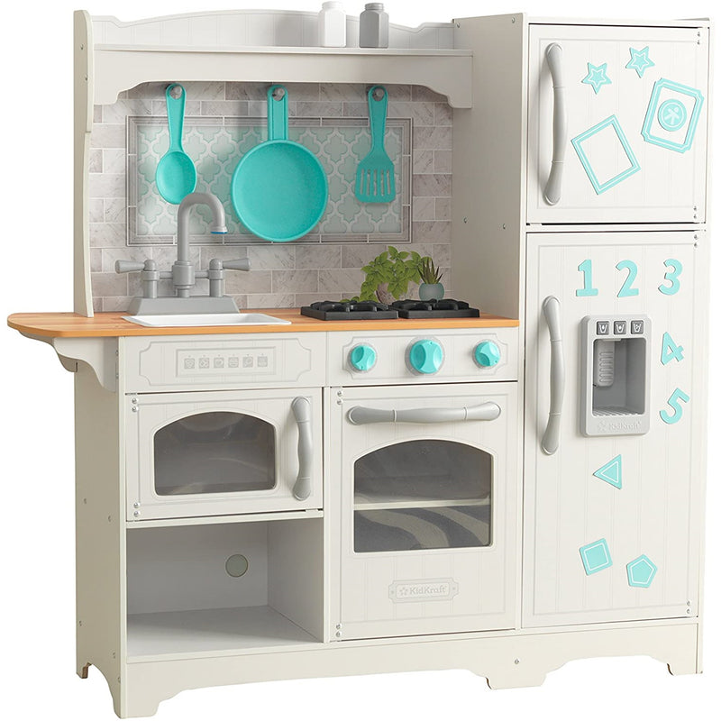 KidKraft Countryside Play Kitchen front facing