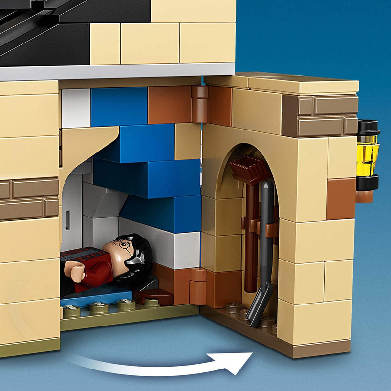 LEGO 75968 Harry Potter 4 Privet Drive