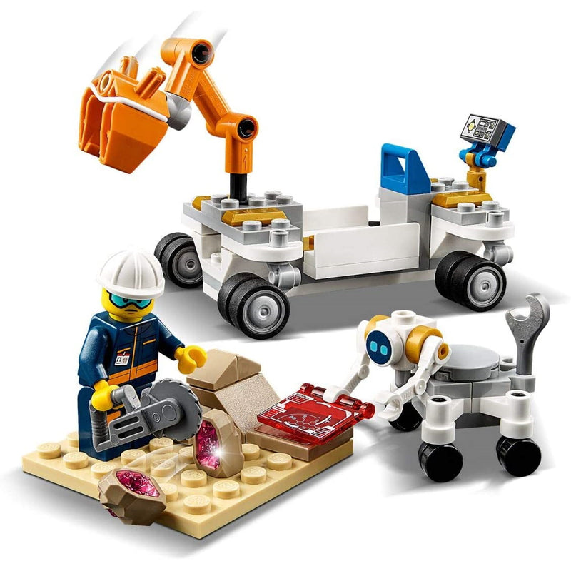 LEGO 60228 Rocket set technician and rover