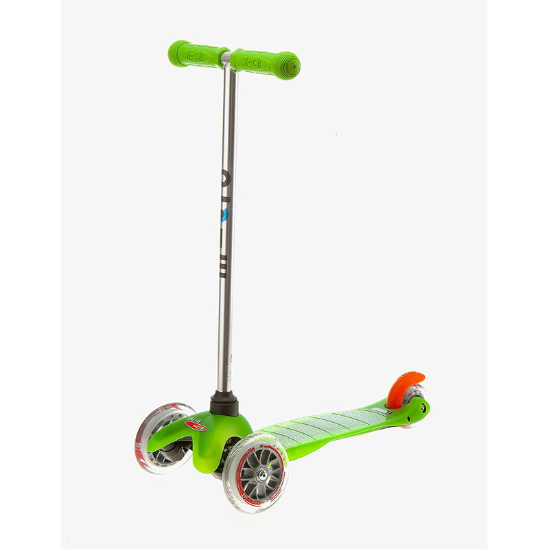 Micro Mini Scooter Green Model overview