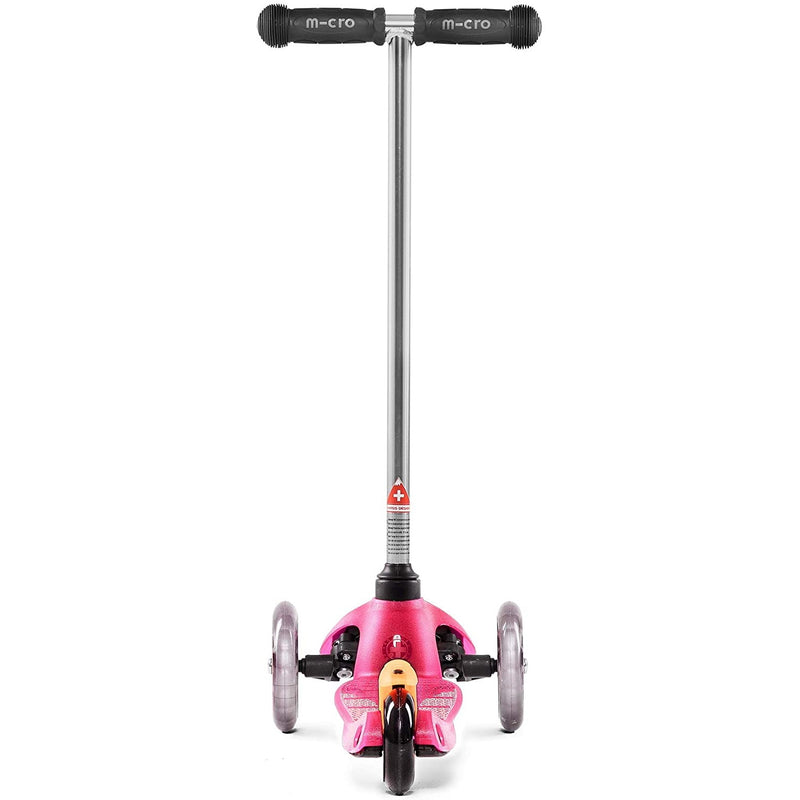 Micro Mini Scooter Pink wheels and frame