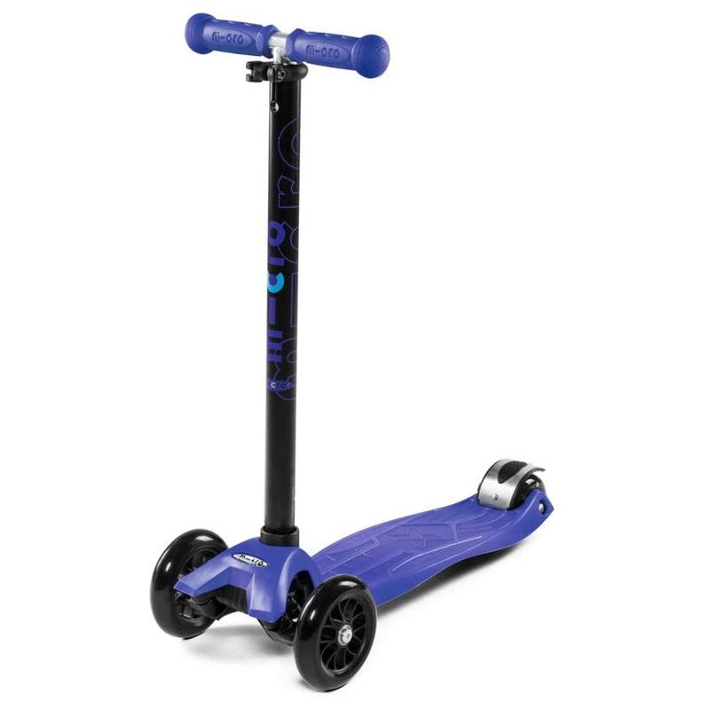 Micro Maxi Blue Scooter front frame