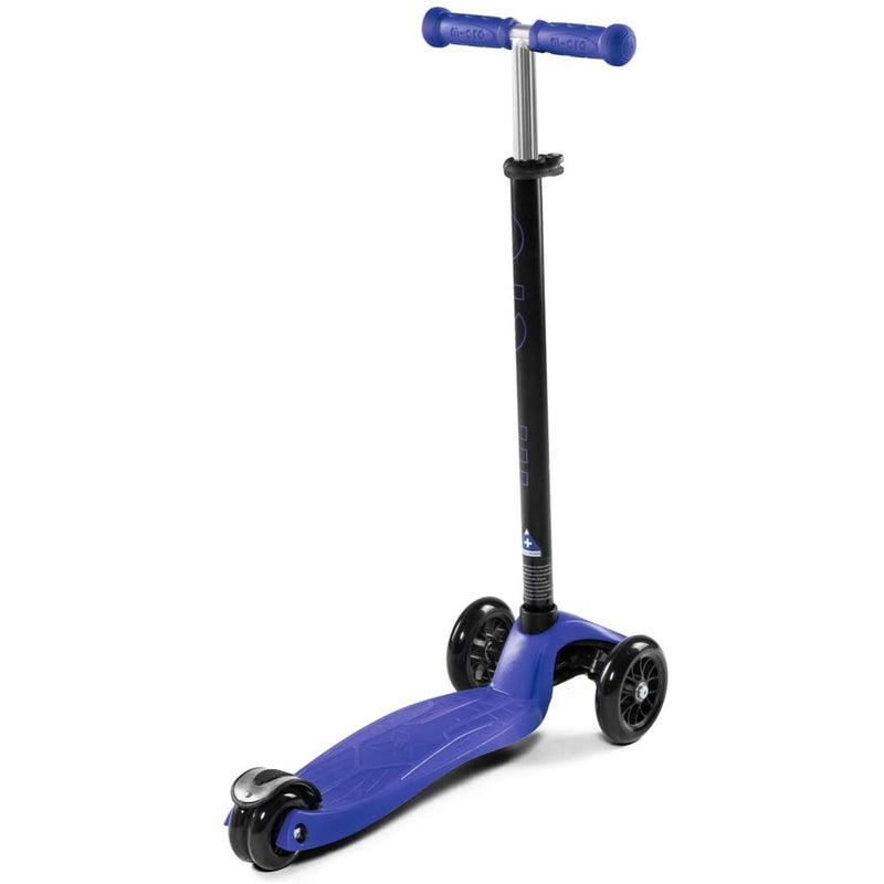 Micro Maxi Blue Scooter frame and wheels