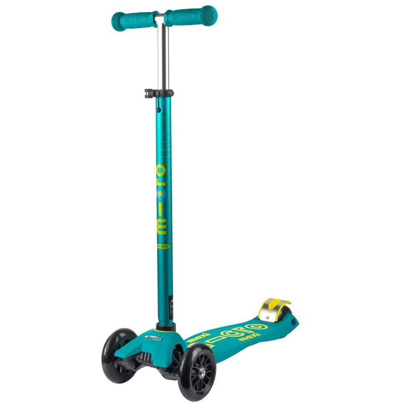 Micro Maxi Petrol Blue Scooter