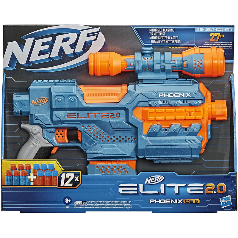 Nerf Elite 2.0 Phoenix packaging
