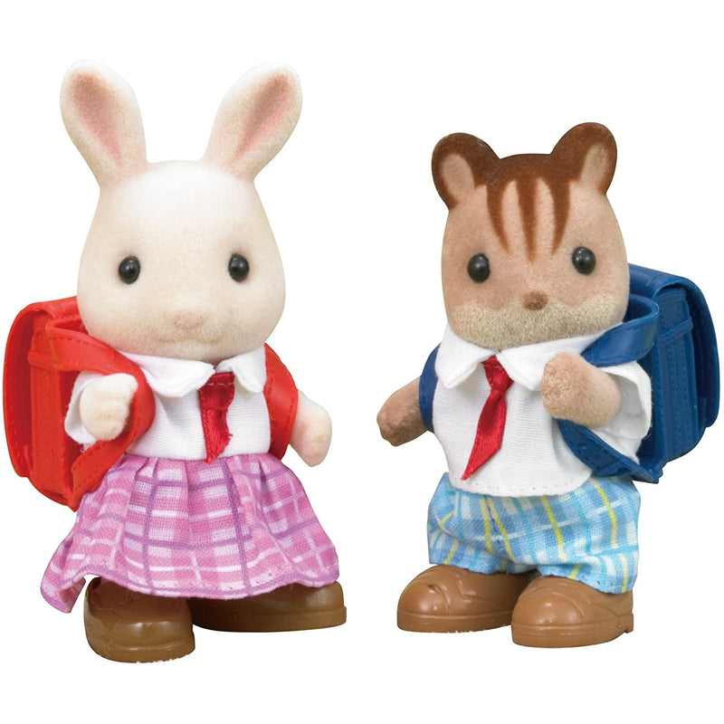 Sylvanian Families  School Friends figures
