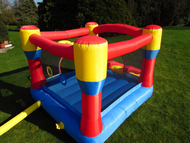 Bebop Bouncy Castle Inflatable