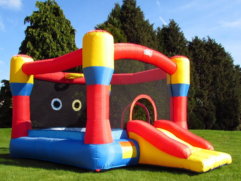 BeBop 12ft Classic Bouncy Castle