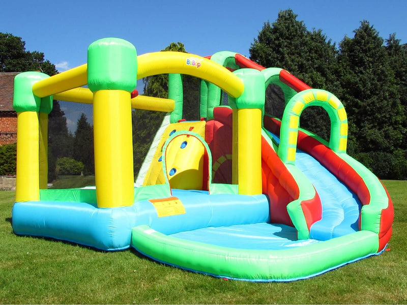 BeBop 8 in 1 Inflatable Bouncy Castle