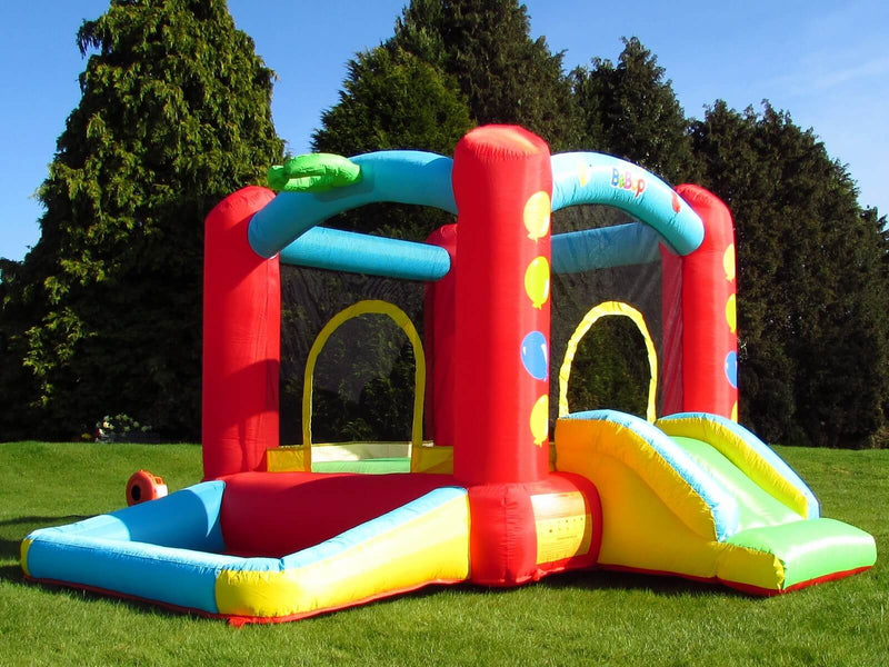 Bebop Balloon Bouncy Castle Main