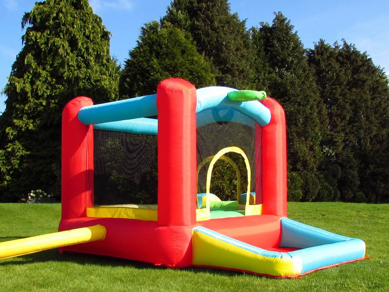 BeBop Balloon Garden Bouncy Castle