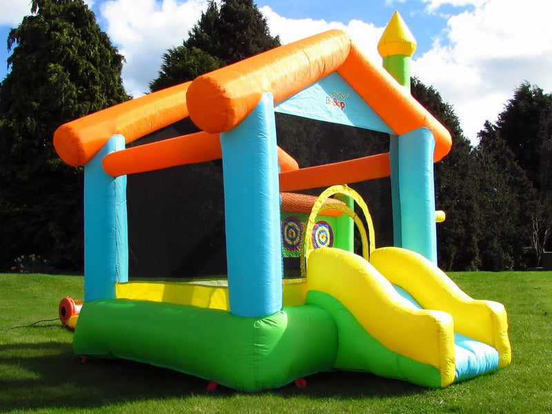 bebop bounce house activities