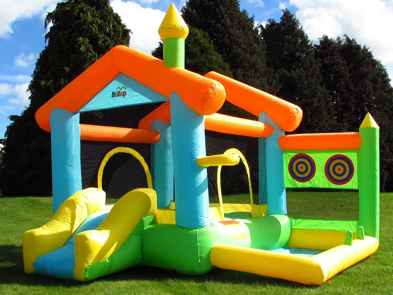bebop bounce house splash pool main