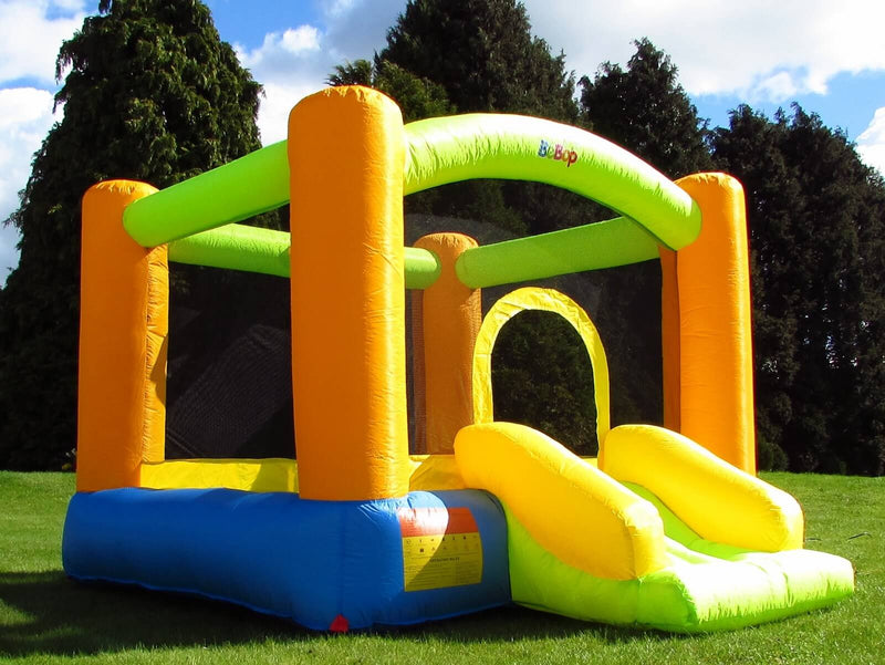 Bebop Grasshopper Bouncy Castle Main