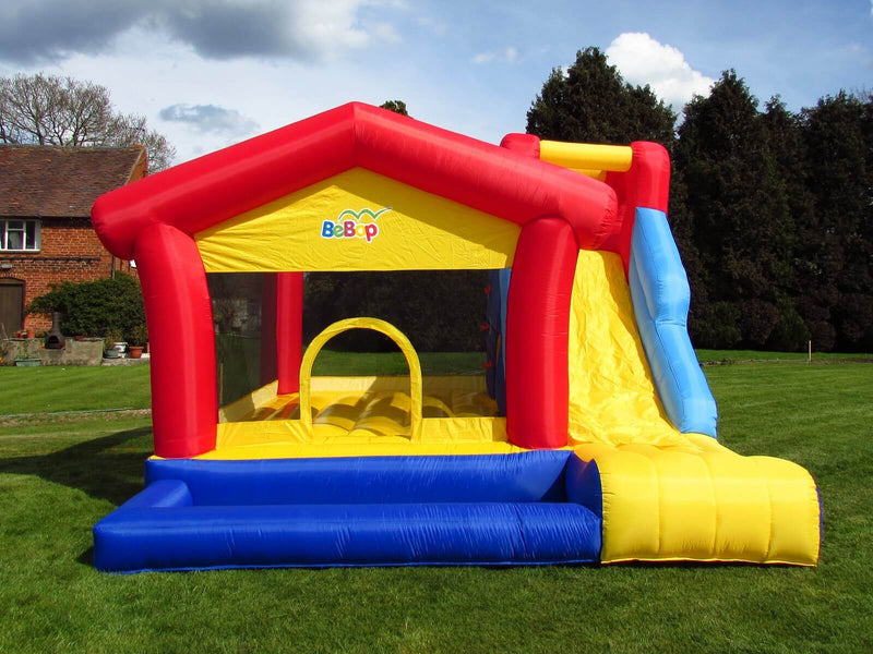 Bebop Lookout inflatable with splash pool