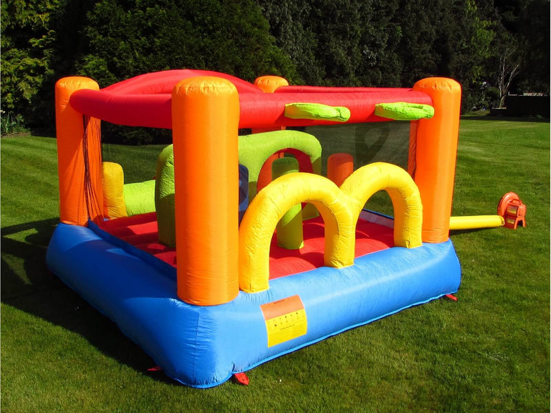 Kids BeBop Obstacle Bouncy Castle