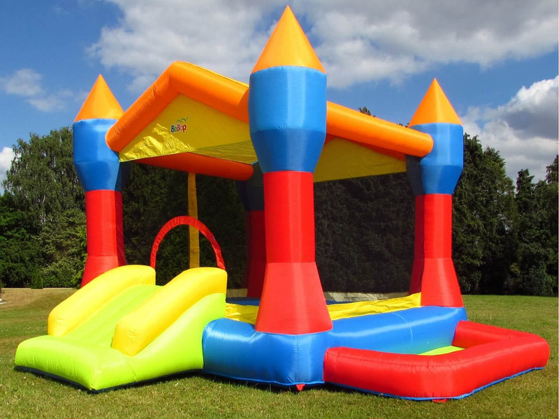 BeBop Party Bouncy Castle For Garden Use