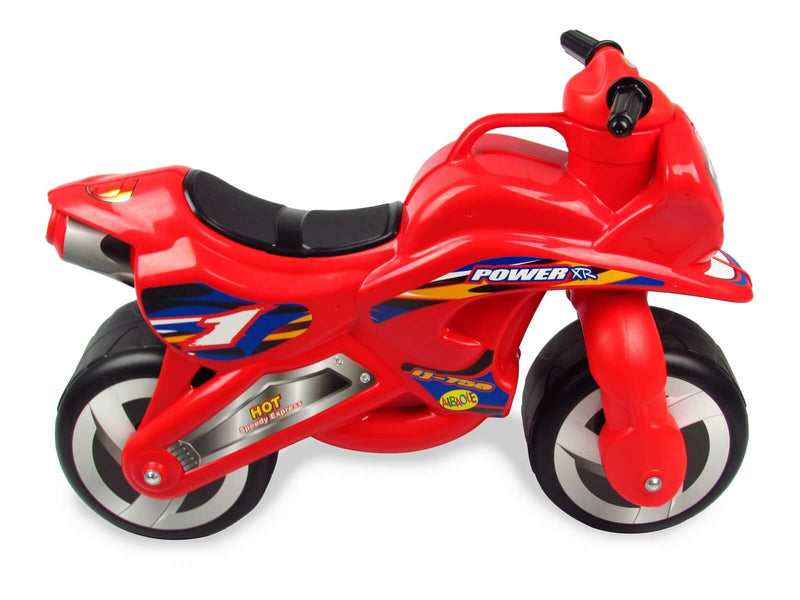 BeBop Childrens Push Scooter Motorbike