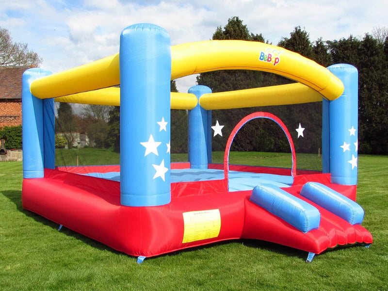 Bebop Star Palace Large Bouncy Castle