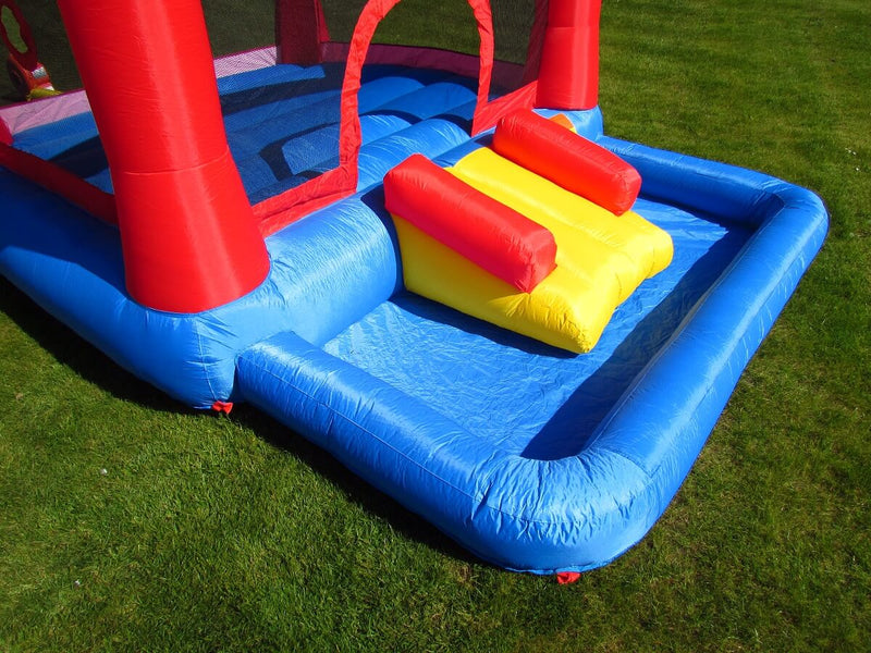 Ball Pit for Turret Bouncy Castle and Slide
