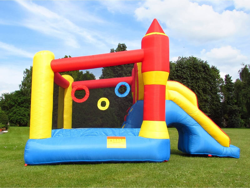 Bebop childrens Ultimate Combo home use bouncy castle