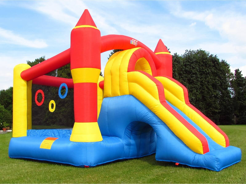 BeBop Ultimate Combo bouncy castle and slide