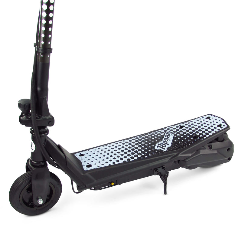 Kids Ripsar Electric Scooter Black Street