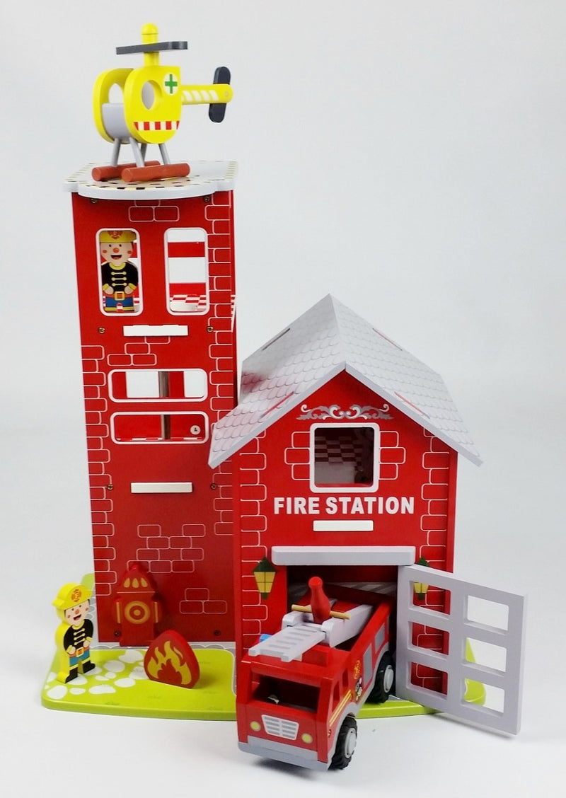 Butternut Fire Station Accessories
