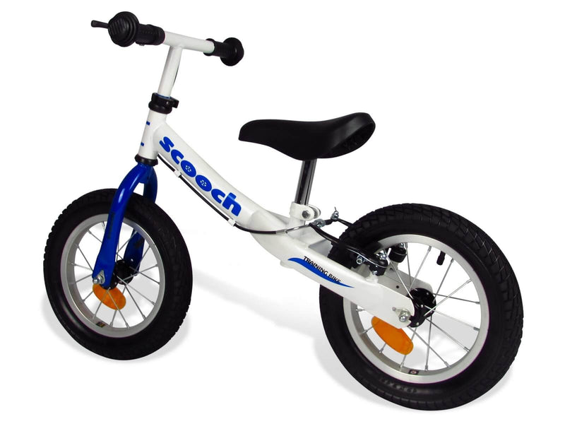 Scooch Balance Bike with adjustable handlebars and saddle