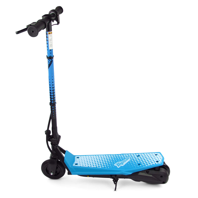 Ripsar R100 Blue Scooter With Throttle And Brake