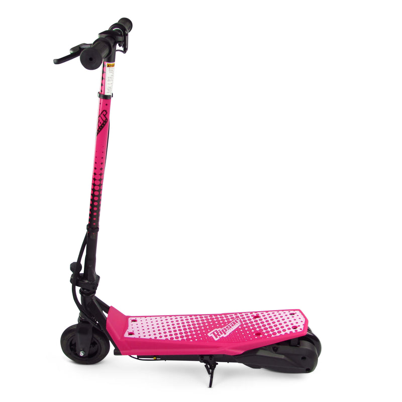 Ripsar 24v R100 Scooter Pink and Black