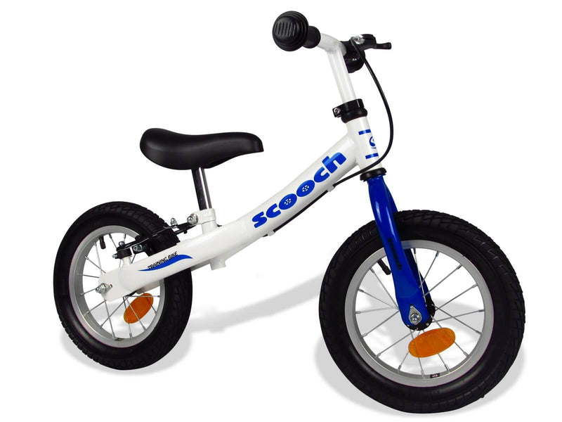 Scooch Balance Bike With Air Tyre