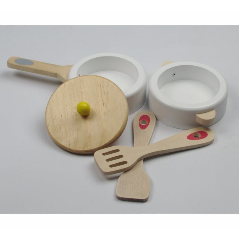 Butternut Wooden Kitchen Accessories