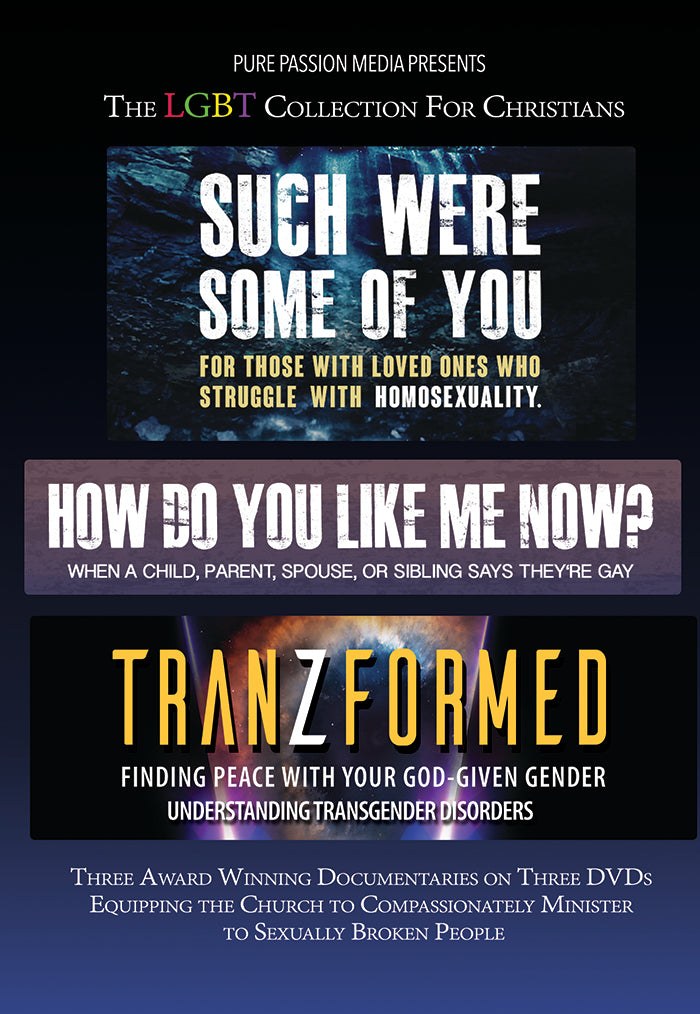 LGBT Collection for Christians DVD cover