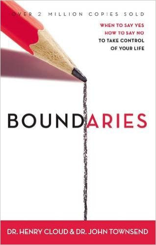 boundaries book image
