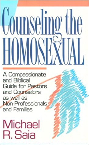 Counseling the Homosexual book cover