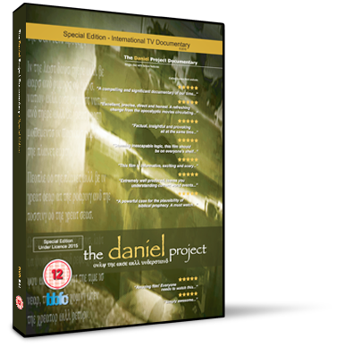 The Daniel Project DVD