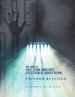The Complete First Stone Ministries Effectiveness Survey Report - book cover
