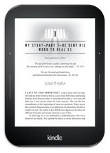 The Complete First Stone Ministries Effectiveness Survey Report - kindle image