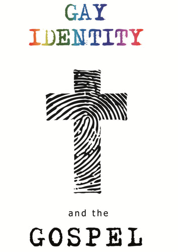 Gay Identity and the Gospel - DVD