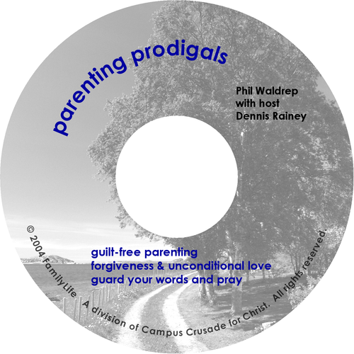 Parenting Prodigals CD cover art